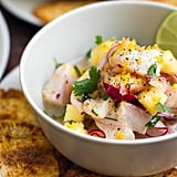 Fish & Pineapple Ceviche