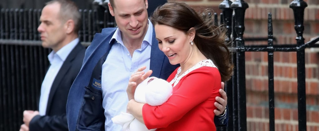 Why Does Kate Middleton Still Look Pregnant?