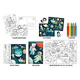Chronicle Books Outer Space Activity Pack