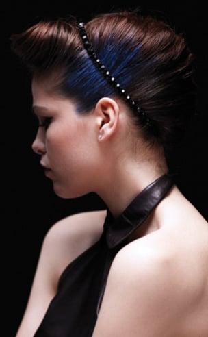 Chunky Crystal Strand Headwrap