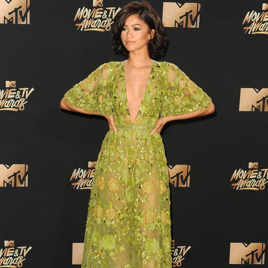 MTV Movie and TV Awards Red Carpet Dresses 2017