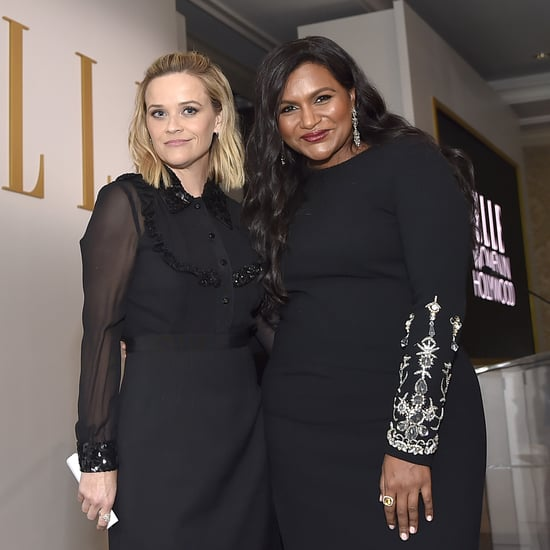 Mindy Kaling on Reese Witherspoon's Baby Gift For Spencer