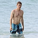 Bikini-Clad Rachel Bilson Returns to the Beach With Shirtless Hayden Christensen