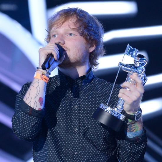 Did Miley Cyrus Diss Ed Sheeran At The 2014 MTV VMAs?