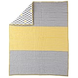 Not a Peep Crib Quilt ($79)