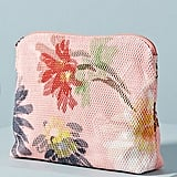 Pressed Flowers Zip Pouch