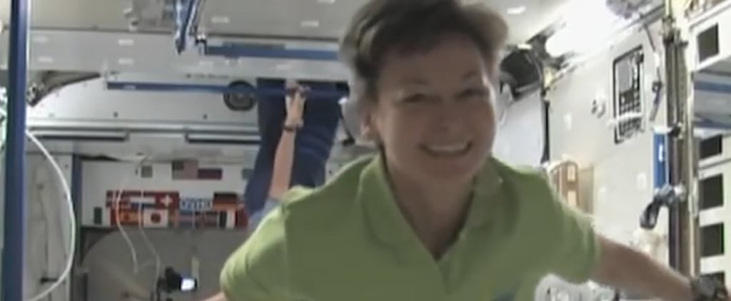 She's the First US Astronaut to Set an Out-of-This-World Record