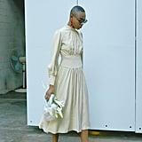 The Vintage-Inspired Dress
