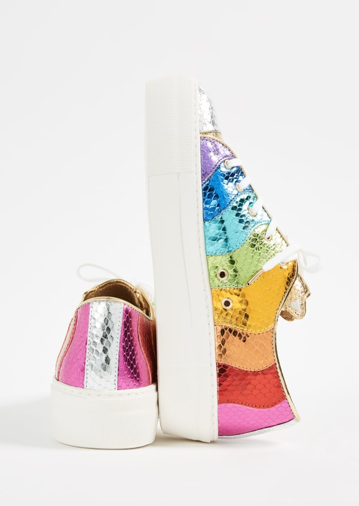Charlotte Olympia Purrfect Sneakers