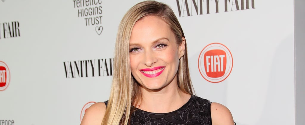 Vinessa Shaw Pregnant With First Child
