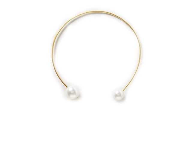 Anthropologie Double Pearl Necklace ($48) See all the selects here, or check out more great fashion stories from Lifestyle Mirror:  Trend We Love: Statement Ear Cuffs Trend We Love: Midi Rings Trend We Love: Silver Statement Cuffs