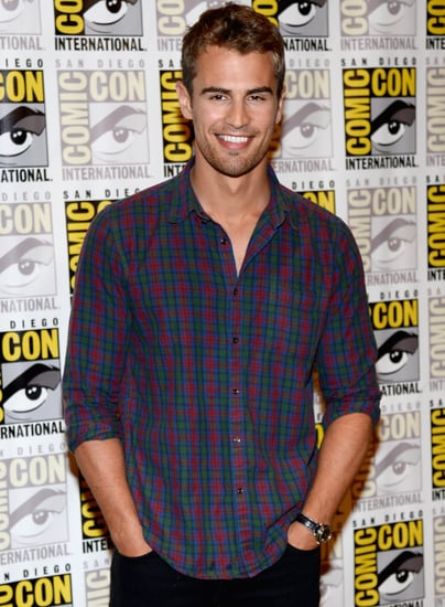 Theo-JamesJames-already-raising-temperatures-first