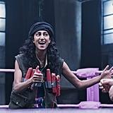 "Sunita Mani as Arthie ""Beirut"" Premkumar"