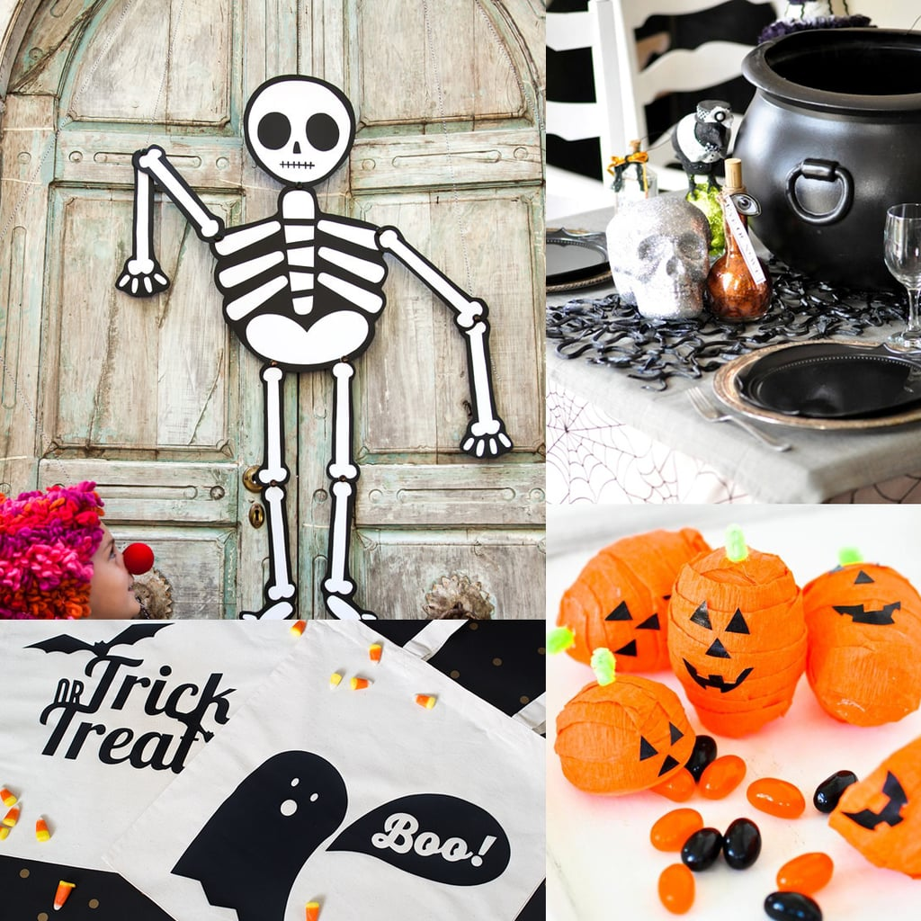 halloween decorating ideas and inspiration popsugar moms