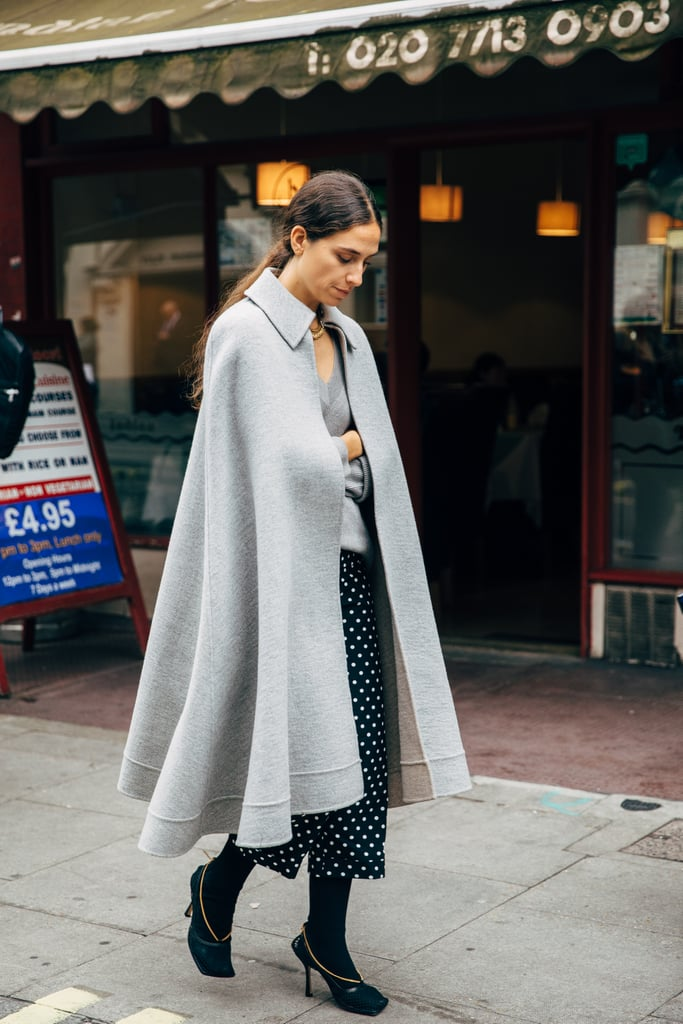 Winter 2019 Coat Trend: Cape