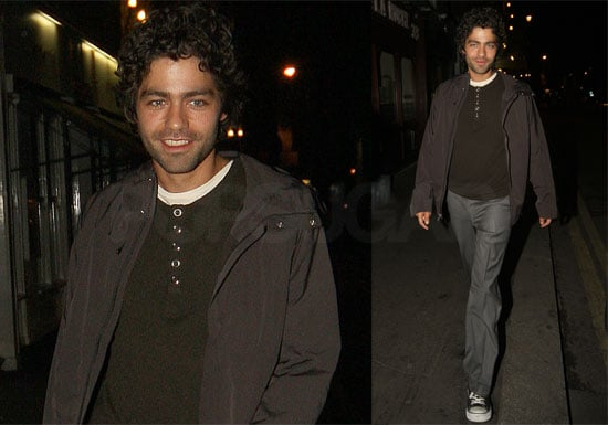 Photos of Adrian Grenier at Bungalow 8 in London