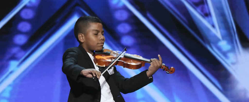 Tyler Butler-Figueroa America's Got Talent Audition Video