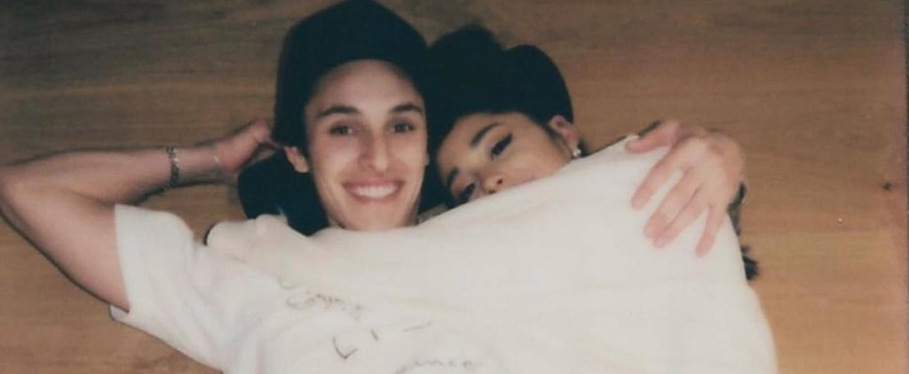 See Ariana Grande's Unique Engagement Ring From Dalton Gomez
