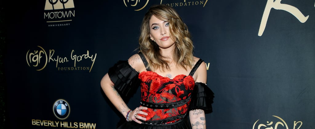 Paris Jackson Vincent Van Gogh Tattoo