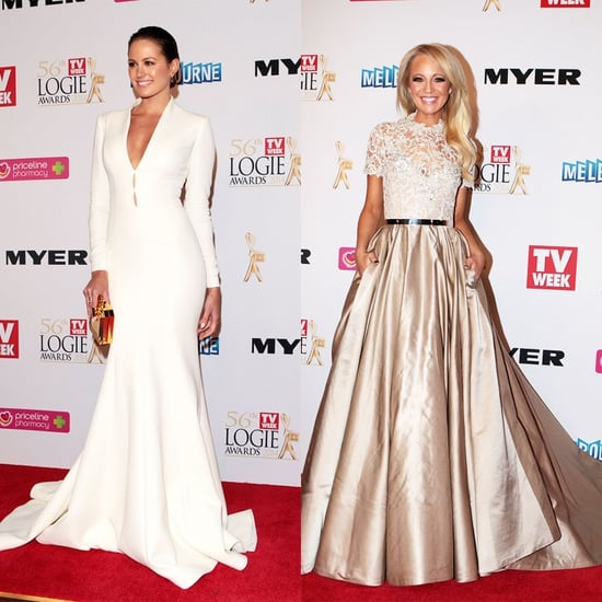 Best Red Carpet Dress Pictures at the 2014 Logies