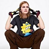 Zara The Simpsons Maggie Tee