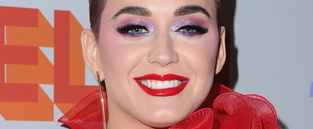 Katy Perry Talks About Makeup and Dating