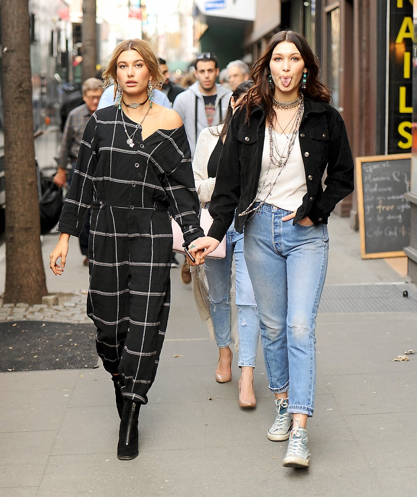 Bella Hadid Style Interview Popsugar Fashion Australia