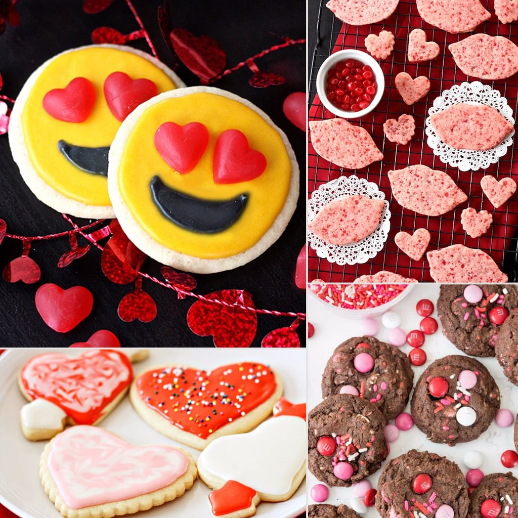 valentine's day cookies for kids | popsugar moms, Ideas