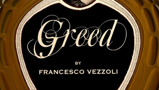 Greed by Francesco Vezzoli