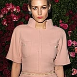 Leelee Sobieski at the Chanel dinner party at the 2012 Tribeca Film Festival.