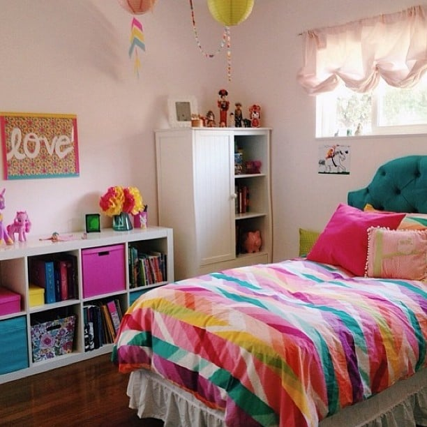 Creative Bedrooms That Any Teenager Will Love: Teen Bedroom Inspiration