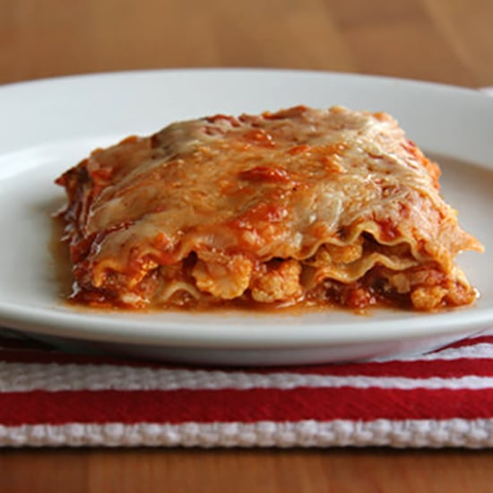 Healthy Vegetable Lasagna Recipe