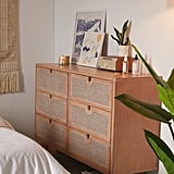 Marte Six-Drawer Dresser