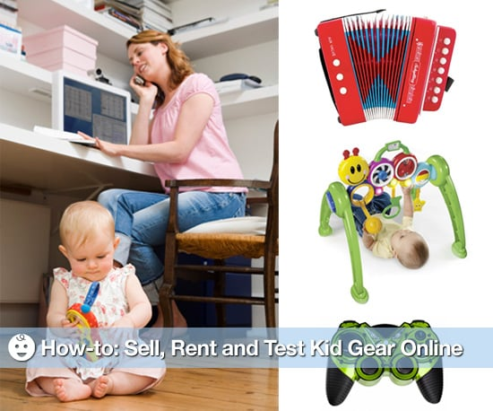 How-To: Sell, Rent and Test Kid Gear Online