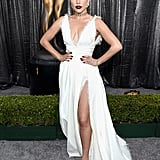 Lady Gaga Dior Dress at the SAG Awards 2019