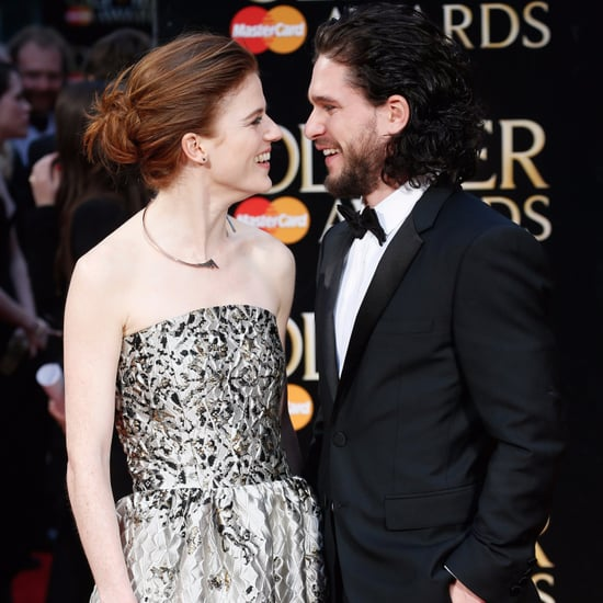 Kit Harington's Cutest Quotes About Rose Leslie