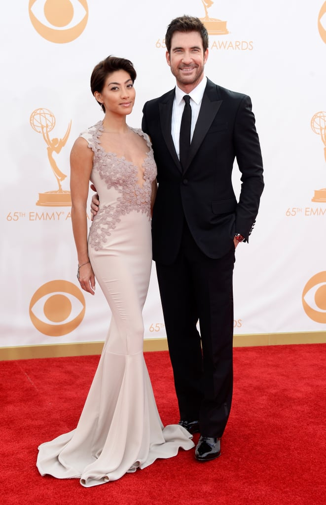 Shasi Wells and Dylan McDermott