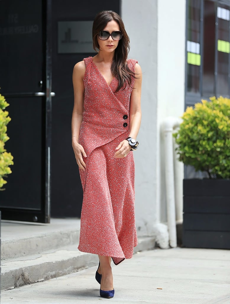 20 Times Victoria Beckham's Shoes Were as Impressive as Her Outfits