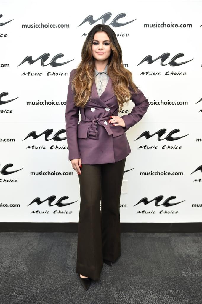 Selena Gomez in October 2019