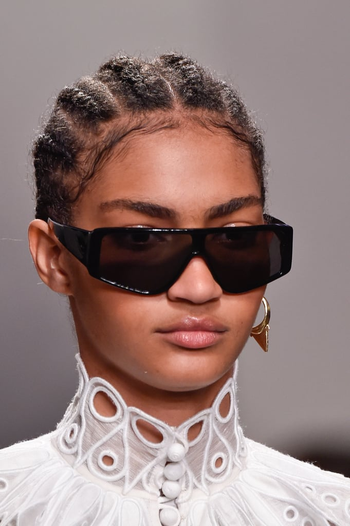 Sunglasses on the Zimmermann Runway During New York Fashion Week