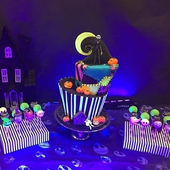 The Nightmare Before Christmas Party Ideas