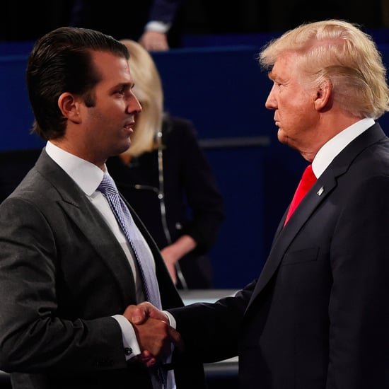 Donald Trump Calls Trump Jr. High-Quality Person Meme