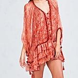 Poupette St Barth Dress Betty Poncho — Pink