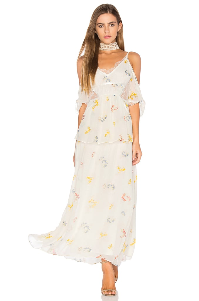 Free people dancing queen maxi dress