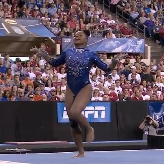 Alicia Boren NCAA Gymnastics Championships
