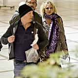 Britney Spears Takes Off to Prep For Sunday's San Francisco Show