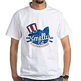 Smelly Cat For President T-Shirt