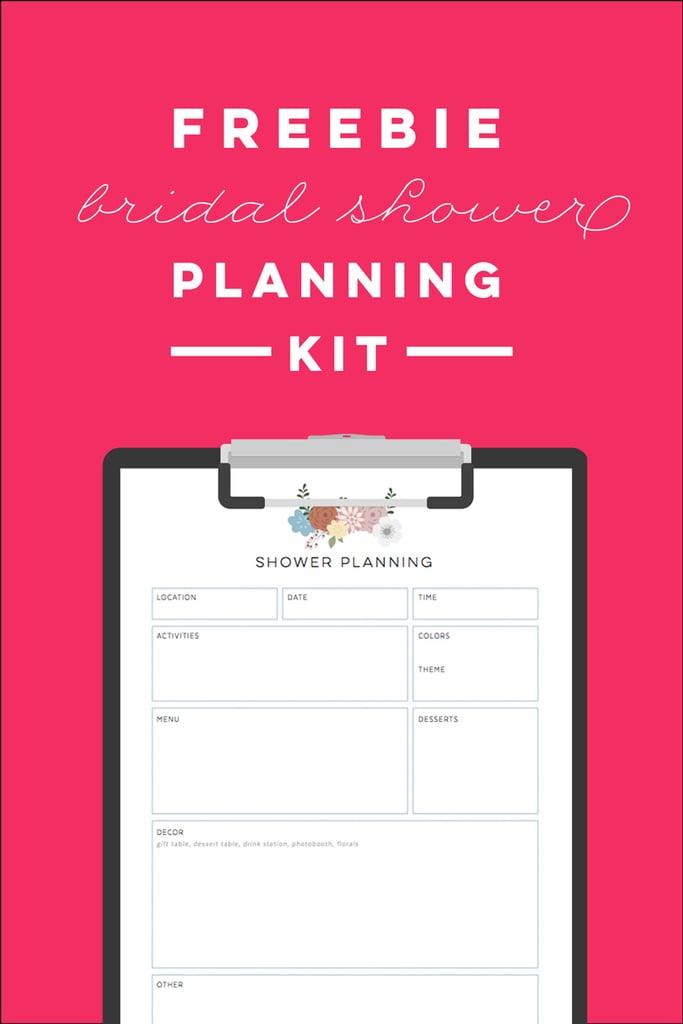 free bridal shower printables popsugar smart living