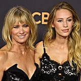 Who Was Robin Wright's Date at the 2017 Emmys?