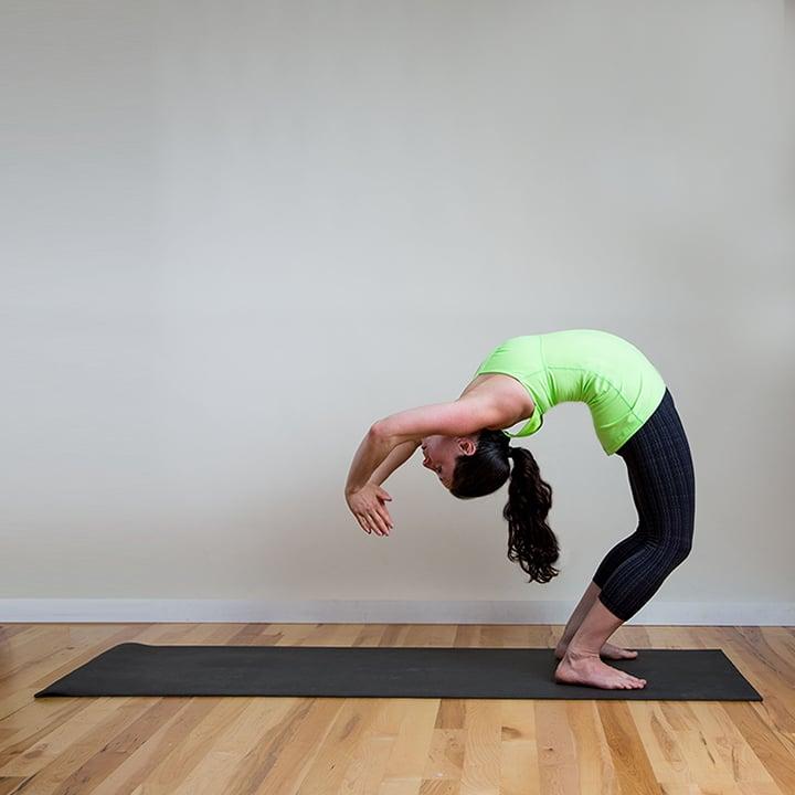 Dropback | Advanced Yoga Poses | Pictures | POPSUGAR ...